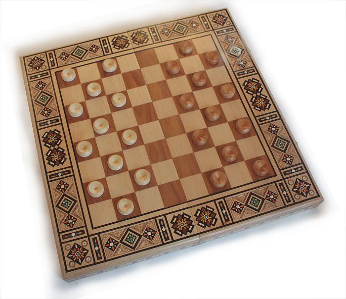 Доска для шашек сделать своими руками